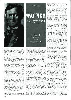 Wagner diskografisch