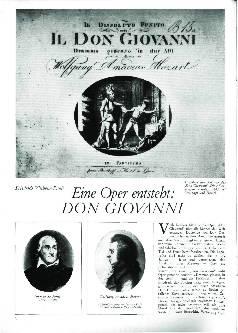 Eine Oper entsteht:Don Giovanni