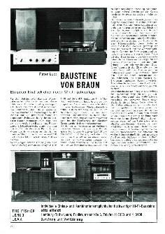 Bausteine von Braun