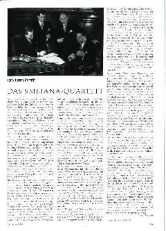 Das Smetana-Quartett