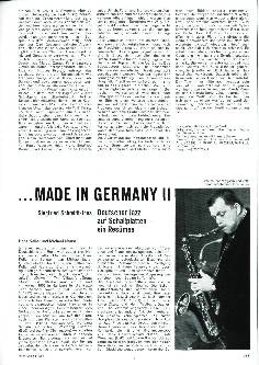 ...made in Germany II