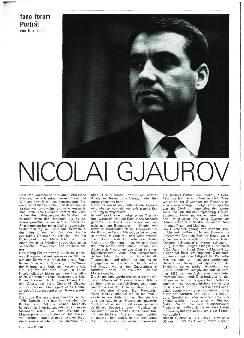 Nicolai Gjaurov