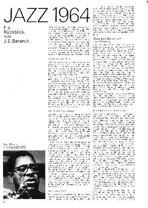 Jazz 1964