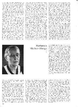 Hortensia Weiher-Waege