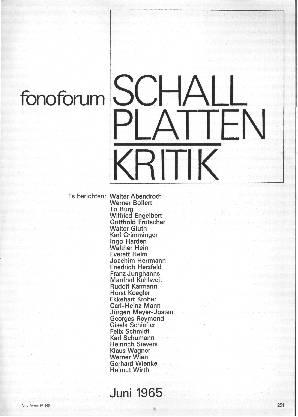 017_fonoforumSchallplattenkritik
