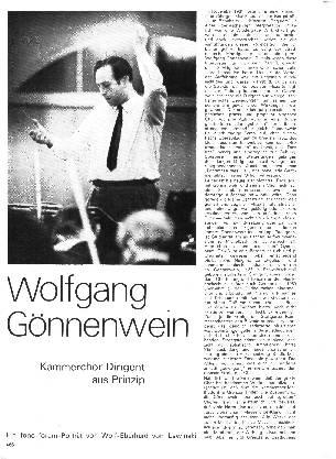 Wolfgang Gönnenwein