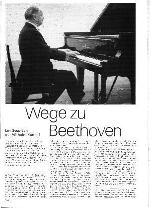 Wege zu Beethoven