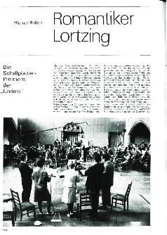 Romantiker Lortzing