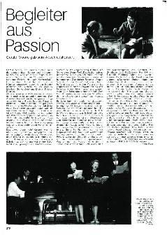 Begleiter aus Passion