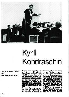 Kyrill Kondraschin