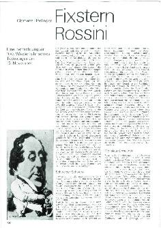 Fixstern Rossini