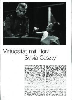 Virtuosität mit Herz: Sylvia Geszty