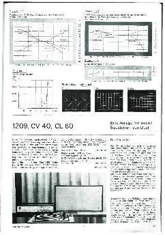 1209, CV 40 , CL 60: Eine Anlage mit neuen Bausteinen von Dual