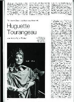 Huguette Tourangeau