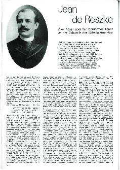 Jean de Reszke