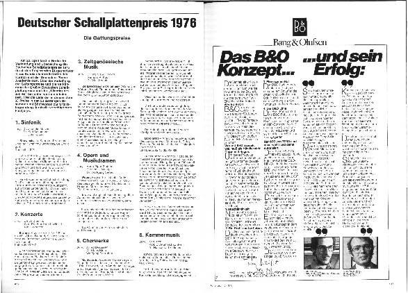 Deutscher Schallplattenpreis 1976