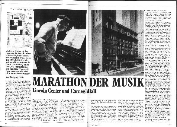 Marathon der Musik