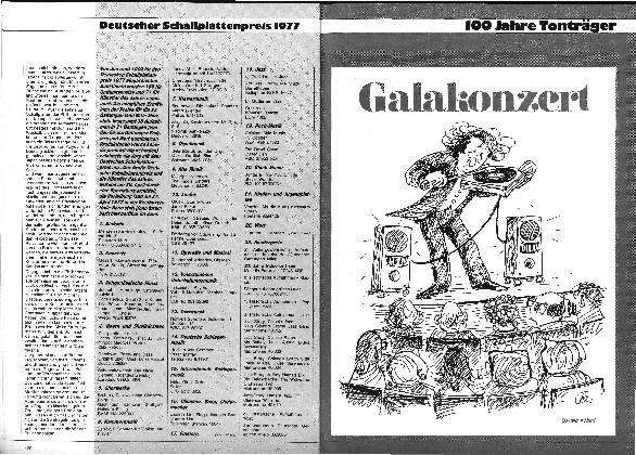 Deutscher Schallplattenpreis 1977
