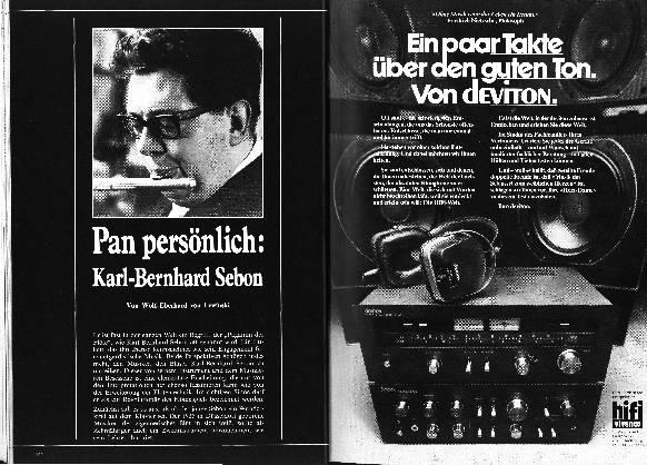 Pan Persönlich: Karl-Bernhard Sebon