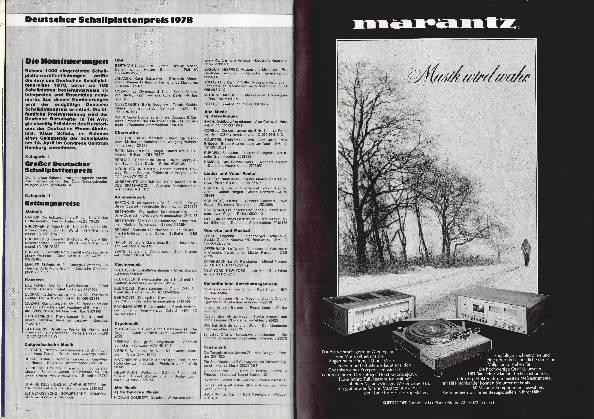 Deutscher Schallplattenpreis 1978