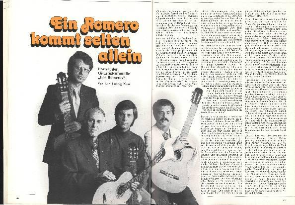 Ein Romero kommt selten allein