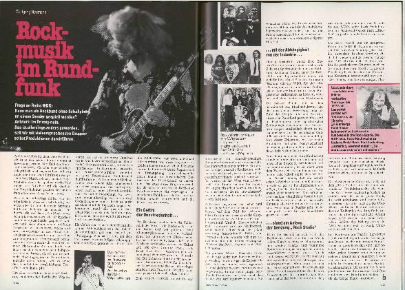 Rockmusik im Rundfunk