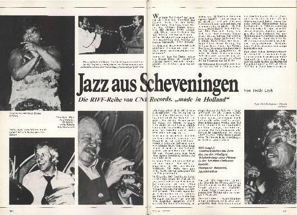 Jazz aus Scheveningen