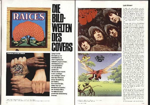 Die Bildwelten des Covers