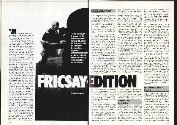 Fricsay-Edition