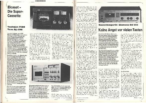 Elcaset - Die Super-Cassette