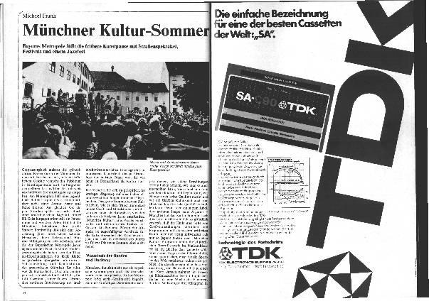 Münchner Kultur-Sommer