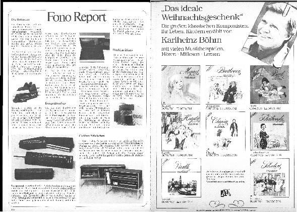 Fono Report