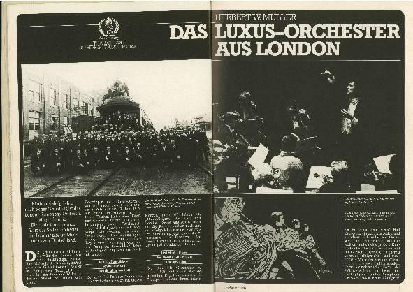 Das Luxus-Orchester aus London