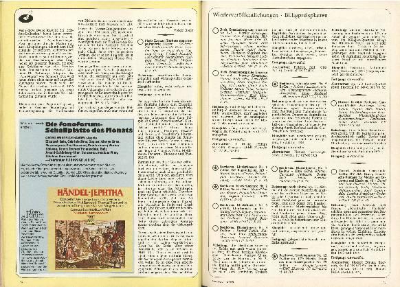 Wiederveröffentlichungen und Billigpreisplatten