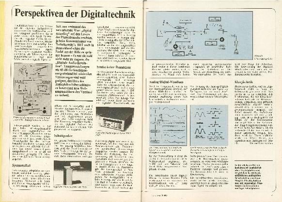 Perspektiven der Digitaltechnik