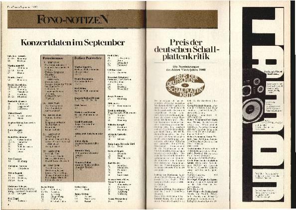 Preis der Deutschen Schallplattenkritik 03/1980