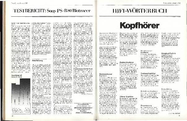 HiFi-Wörterbuch