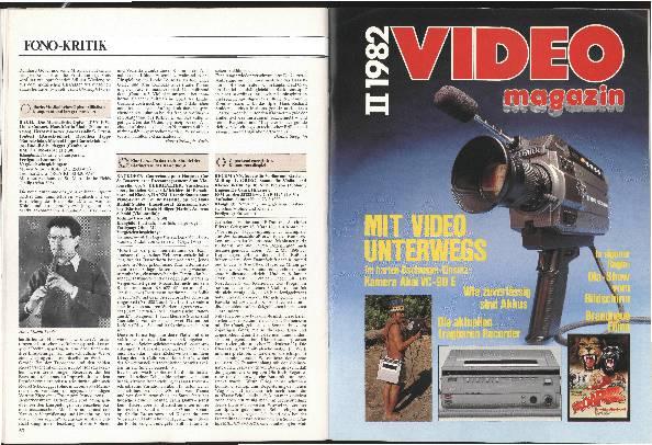 Video-Magazin