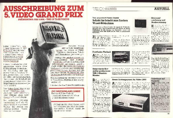Videorecorder-Produktion bei Grundig