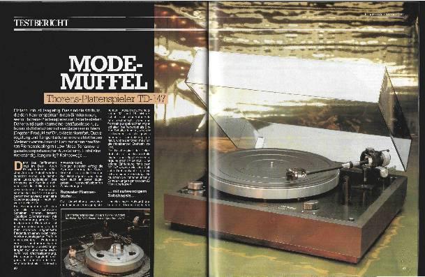 Mode-Muffel