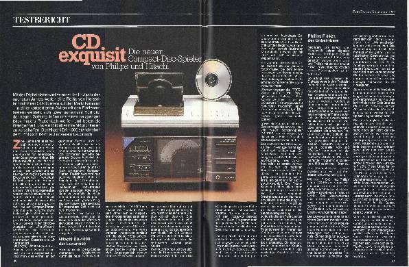 CD exquisit