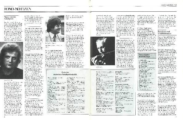 Preis der deutschen Schallplattenkritik 01/83
