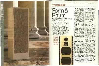 Form & Raum