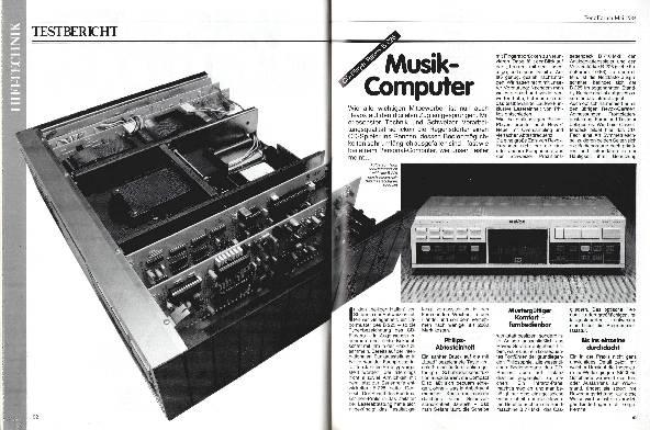 Musikcomputer