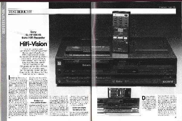 Hifi-Vision