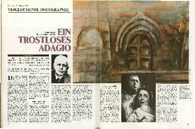 Ein trostloses Adagio