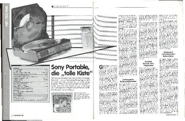 "Sony Portable, die ""tolle Kiste"""