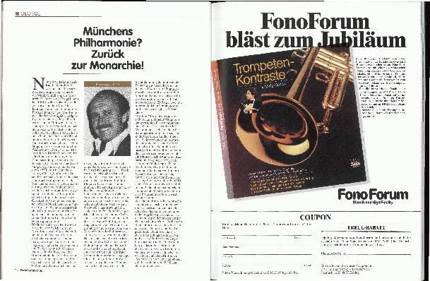 Münchens Philharmonie: Zurück zur Monarchie!