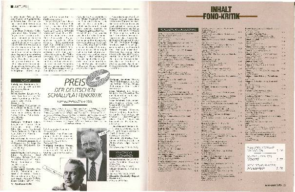 Deutschen Schallplattenkritik 4/1986