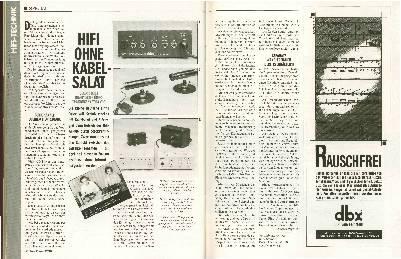 HiFi ohne Kabelsalat